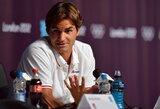 R.Federeris – brangiausiai apmokamas Londono olimpiados sportininkas