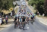 """G.Bagdonas pirmajame """"Tour Down Under"""" dviračių lenktynių etape finišavo tarp autsaiderių"""