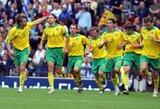 Didžiausi Lietuvos futbolo rinktinės pasiekimai