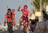 G.Bagdonas lenktynėse Katare finišavo 20-as
