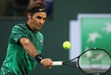 Kodėl R.Federeris jau trečią kartą iš eilės įveikė R.Nadalį? Savo silpnybę pavertė stiprybe