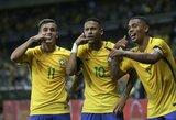 """P.Coutinho: """"M.Salah ir Neymaras gali nukarūnuoti C.Ronaldo ir L.Messi"""""""