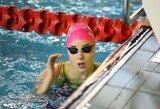 Jaunimo olimpinė čempionė A.Šeleikaitė patarė jauniesiems talentams nenuleisti rankų