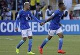 Brazilijos ir Argentinos naujieji treneriai pergalingai pradėjo savo eras
