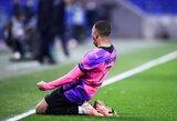 Kantrybė senka: PSG klubas yra pasiryžęs sumažinti už K.Mbappe prašomą sumą