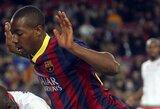 """""""Barcelona"""" klube debiutavo nauja kylanti žvaigždė?"""