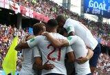 Anglijos rinktinės pergalės pasaulio čempionate atveju, žaidėjai pasidalintų per pusę mažesnę premiją nei Belgija