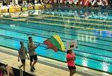 T.Sungaila ženkliai pagerino asmeninį rekordą ir pateko į Europos jaunimo plaukimo čempionato pusfinalį