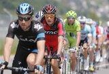 A.Kruopis šeštajame dviračių lenktynių Šveicarijoje etape finišavo 18-as