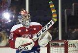 NHL lyderiai iškovojo tryliktą pergalę namuose iš eilės