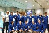 """""""Baltic Amadeus"""" vandensvydininkai triumfavo Suomijoje ir pateko tiesiai į Šiaurės Europos lygos pusfinalį"""