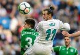 """Ispanijoje """"Real"""" iškovojo pergalę net ir su atsargine sudėtimi"""