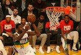 """M.Johnsonas ignoravo """"Lakers"""" trenerių prašymą išlaikyti du žaidėjus"""