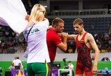 Lietuviai baigė kovas pasaulio jaunių imtynių čempionate
