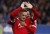 W.Rooney trenkė antausį WWE žvaigždei