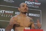 """""""UFC 245"""": J.Aldo netikėtai keliasi į naują svorio kategoriją"""