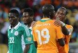 Paaiškėjo finalinės Afrikos žemyno grupės dėl patekimo į pasaulio čempionatą