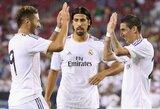"A.Di Maria ir S.Khedira ""Real"" klubą paliks kitą savaitę"