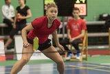 Tarptautiniame badmintono turnyre Ukrainoje – nesėkmingas lietuvių pasirodymas