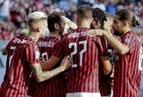 """""""Milan"""" iškovojo pirmąją pergalę Italijoje"""