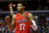 """""""Wizards"""" iškeitė kitą sezoną 27 mln. JAV dolerių uždirbsiantį puolėją"""
