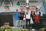 """Ketvirtajame """"Cross Country"""" etape """"Perkūno"""" trasoje motociklininkai finišavo kruvinomis rankomis, prireikė medikų pagalbos"""
