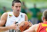 T.Parkeris – Europos metų krepšininkas, M.Kalnietis rinkimuose – šeštas