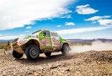 Dakaro ralis: V.Žala skriejo rekordiniu greičiu, puikiai sekėsi ir kitiems lietuviams!
