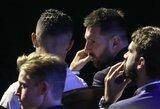 """C.Ronaldo pripažino, kad ilgisi L.Messi: """"Tikiuosi, kad vieną dieną kartu pavakarieniausime"""""""