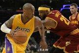 Top 30: daugiausiai kiekvienoje NBA komandoje uždirbantys krepšininkai