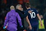 """""""Tottenham"""" ilgam neteko kapitono: aišku, kiek laiko nerungtyniaus H.Kane'as"""