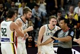 """M.Grigonis: """"Nesu įpratęs taip daužytis ir manau, kad tai nėra krepšinis"""""""