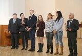 Apdovanoti geriausieji 2014-ųjų LSU sportininkai