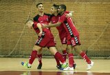 LFF Futsal taurės kulminacija: klubų žygis iki finalo