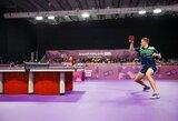Europos jaunimo stalo teniso čempionate – dvi M.Stankevičiaus pergalės iš eilės