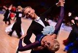 Lietuvos šokėjai Norvegijoje ir Estijoje laimėjo septynias poras medalių