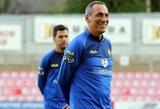 """""""Maccabi"""" treneris G.Donis: """"Neleidome """"Sūduvai"""" sukurti jokių progų"""""""