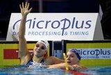 R.Meilutytė Rio de Žaneire su antru rezultatu pateko į finalą