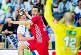 Prasideda Europos vyrų rankinio čempionatas