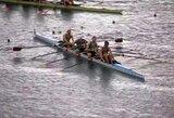 Dvi Lietuvos įgulos – Europos jaunių irklavimo čempionato pusfinalyje