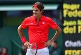 R.Federeris po daugiau nei 4 valandų kovos pateko į olimpinių žaidynių finalą