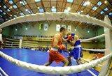 Kėdainiuose susigrums stipriausi Lietuvos boksininkai