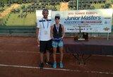 Tenisininkė K.Bubelytė iškovojo trečią vietą pajėgiausių Europos šešiolikmečių turnyre