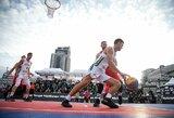 Europos vyrų 3x3 krepšinio čempionato atranka prasidėjo lietuvių pergale
