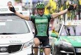 Dviračių lenktynes Belgijoje laimėjo T.Voeckleris, E.Juodvalkis nefinišavo