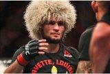 C.Nurmagomedovo tėvas pareikalavo įspūdingos sumos iš UFC už revanšą su C.McGregoru ir iškėlė sąlygą F.Mayweatheriui