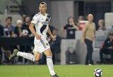 """""""Galaxy"""" klubą palikęs Z.Ibrahimovičius pasiuntė fanams atsisveikinimo žinutę"""