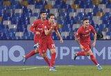 """""""Fiorentina"""" įrašė aštuntą pralaimėjimą """"Napoli"""" ekipai"""