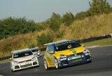 """R.Kupčikas """"Volkswagen Castrol Cup"""" lenktynių serijoje liko šeštas (komentaras)"""