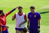 """S.Ramosas: """"Visi buvome nustebę, kad rinktinėje nėra I.Casillaso"""""""